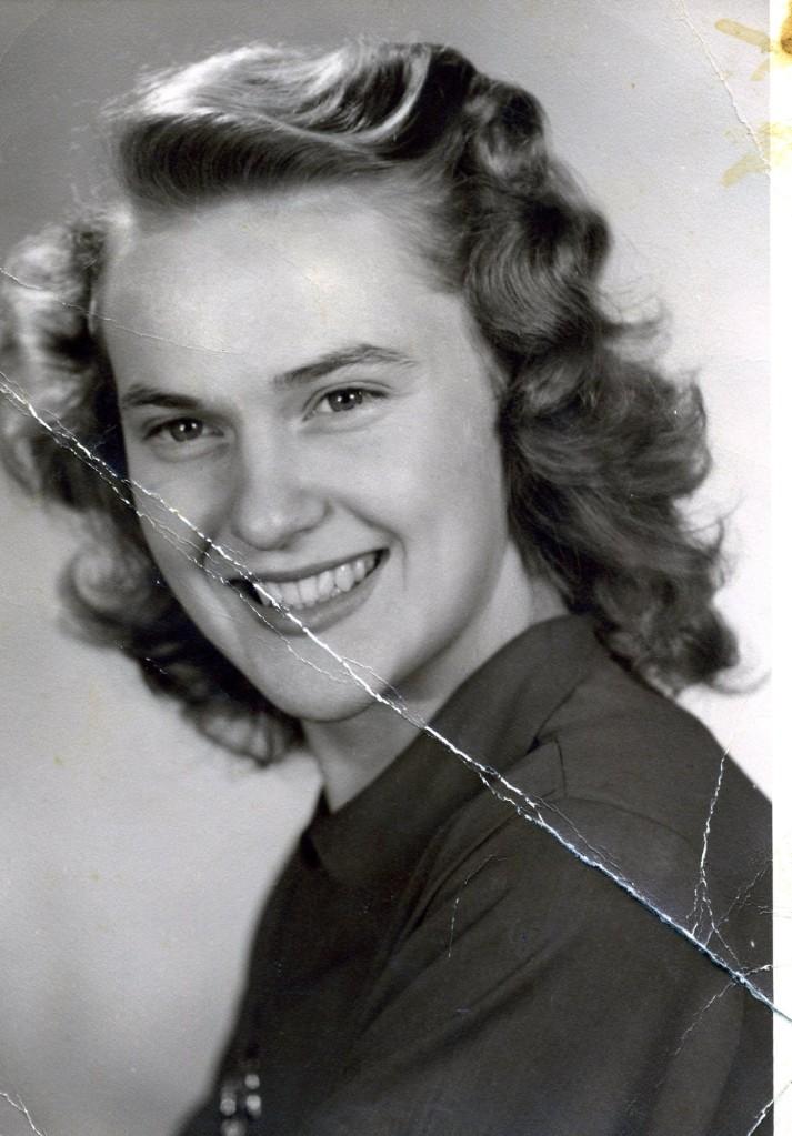 grandma senior pic 1948